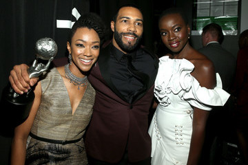 Sonequa Martin-Green 49th NAACP Image Awards - Backstage