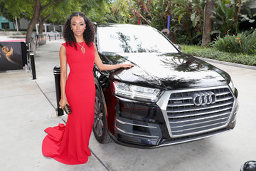 Sonequa Martin Audi at The 69th Emmy Awards