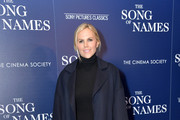 "Tory Burch attends a New York screening of ""The Song Of Names"" at Regal Essex Crossing on November 21, 2019 in New York City."