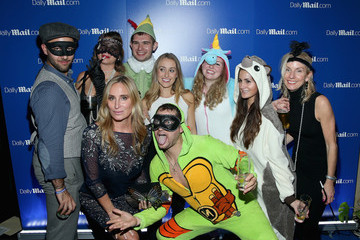 Sonja Morgan DailyMail.com's Seriously Scary Halloween Party With Kesha - Red Carpet