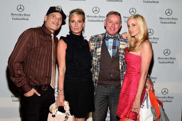 Mercedes-Benz Fashion Week Spring 2015 - Official Coverage - People And Atmosphere Day 6