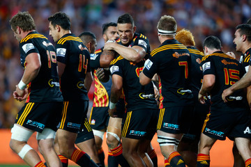 Sonny Bill Williams Super Rugby Rd 3 - Chiefs v Crusaders