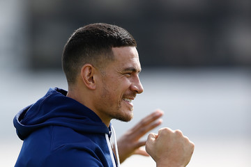 Sonny Bill Williams Auckland Blues Training Session