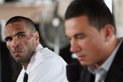 Anthony Mundine and Sonny Bill Williams speak to the media during a press conference at Tony Mundine Gym on December 15, 2010 in Sydney, Australia. Sonny Bill Williams is scheduled to fight Scott Lewis in a heavyweight bout in January 2011 in Newcastle.