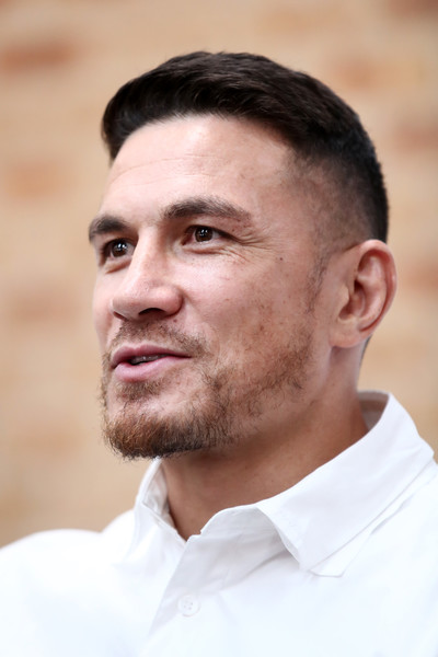 Sonny Bill Williams And Stu Laundy Press Conference