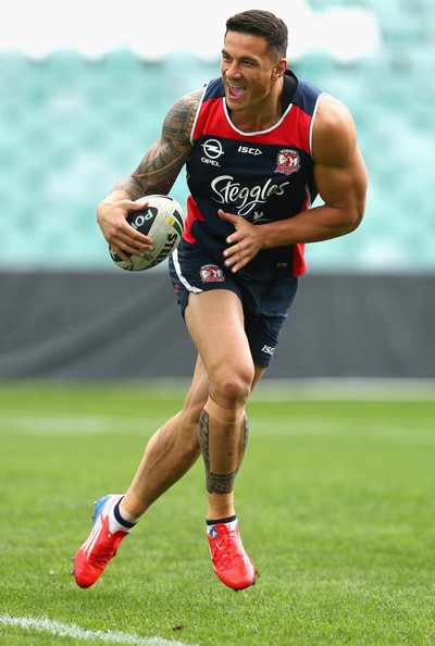 Which sport would give you the GOAT physique? | Page 6 ... |Sonny Bill Williams Training