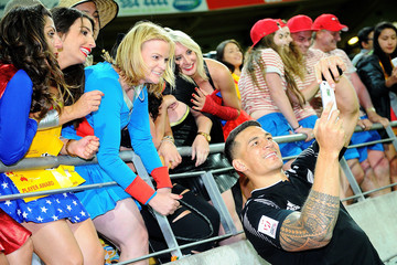 Sonny Bill Williams 2016 Wellington Sevens
