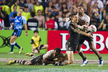 Sonny Bill Williams 2016 Hong Kong Sevens