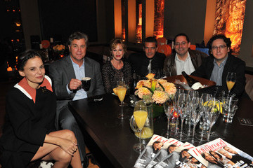 Antonio Banderas Michael Barker Sony Pictures Classics 20th Anniversary Party
