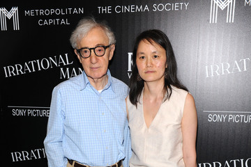 Soon-Yi Previn The Cinema Society With FIJI Water and Metropolitan Capital Bank Host a Screening of Sony Pictures Classics' 'Irrational Man'