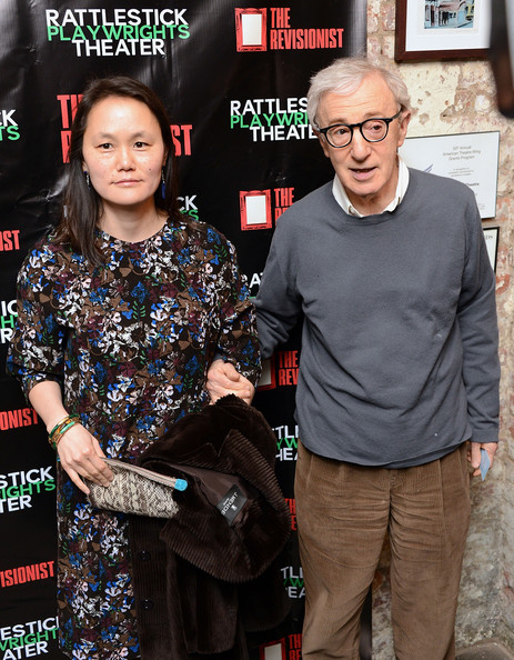 woody allen soon yi previn soon yi previn and director woody allenWoody Allen Soon Yi 2013