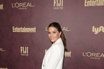 Sophia Bush FIJI Water At Entertainment Weekly Pre-Emmy Party