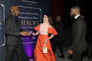Sophia Bush Black AIDS Institute's Heroes In The Struggle Gala 2020