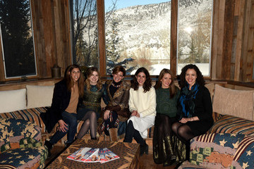Sophia Chabbott Glamour's Women Rewriting Hollywood Lunch At Sundance Hosted By Lena Dunham, Jenni Konner And Cindi Leive - 2016 Park City