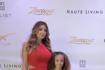 Sophia Pippen Haute Living & Adrien Brody Cover Release Party
