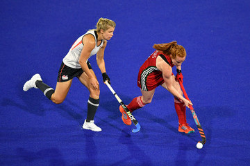 Sophie Bray Hockey - Commonwealth Games Day 2