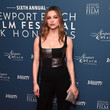 Sophie Cookson Newport Beach Film Festival UK Honours 2020 - Red Carpet Arrivals