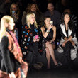 Sophie Elgort Desigual - Front Row - Fall 2016 New York Fashion Week: The Shows