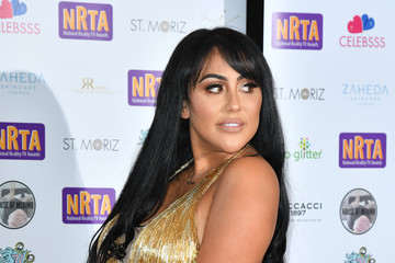 Sophie Kasaei National Reality TV Awards - Red Carpet Arrivals