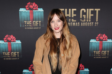 Sophie Lowe 'The Gift' Sydney Premiere