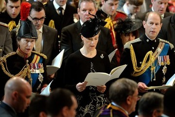 Sophie Rhys-Jones A Service of Commemoration for Troops in Afghanistan — Part 2