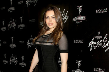 Sophie Simmons Gran Centenario Tequila Presents Angels In The Sky