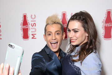 Sophie Simmons AMAs Pre-Party With Coca-Cola