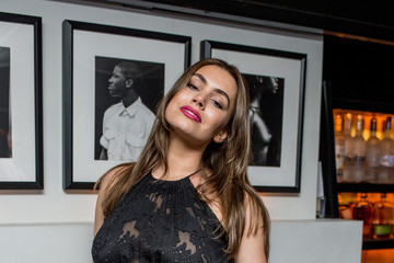 Sophie Simmons The Cinema Society and Hugo Boss Host The Premiere of IFC Films' 'Sky' - After Party