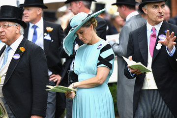 Sophie Royal Ascot 2018 - Lifestyle, Day 2