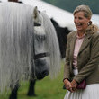 Sophie The Princess Royal And Countess Of Wessex Attend The Westmorland County Show