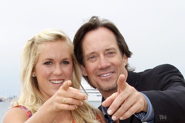 """Kevin Sorbo Bethany Hamilton """"Soul Surfer"""" Photocall - 64th Annual Cannes Film Festival"""