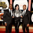 Tyrese Gibson and Tank Photos