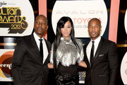 Tyrese Gibson and Tank Photos Photo