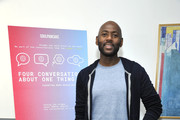 """Romany Malco attends SoulPancake's """"Four Conversations about One Thing"""" at Hammer Museum on May 29, 2019 in Los Angeles, California."""