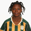 Mpumi Nyandeni South Africa Women's Official Olympic Football Team Portraits