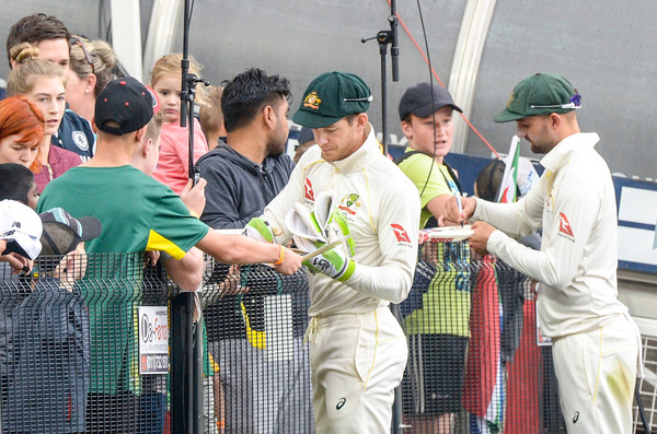 South Africa v Australia - 4th Test: Day 4