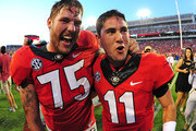 Aaron Murray and Kolton Houston Photos Photo