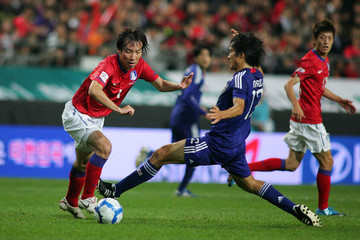 Cho Yong-Hyung South Korea v Japan