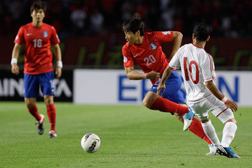Abbas Atwi South Korea v Lebanon - FIFA World Cup Asian Qualifier