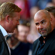 Ronald Koeman Peter Bosz Photos