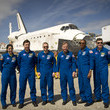 Steve Bowen Space Shuttle Discovery Returns From Its Final Mission To Int'l Space Station