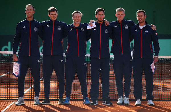 Great Britain To Play Uzbekistan In Crucial Davis Cup Tie