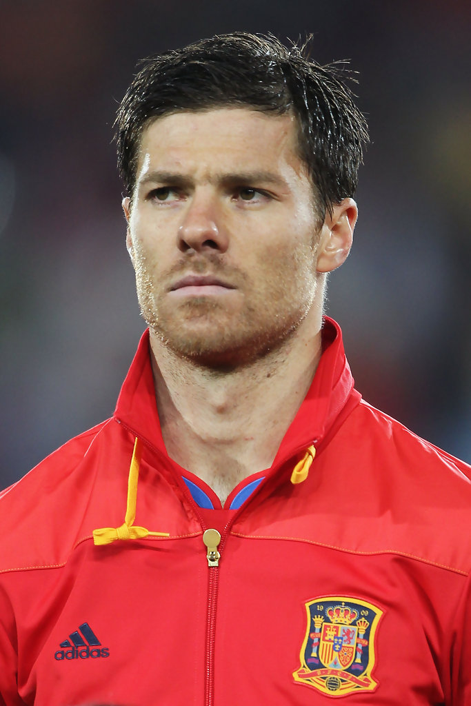 The Best Footballers: Xabi Alonso is a Spanish footballer