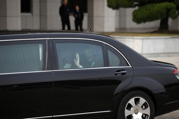 Spanish Royals Visit South Korea - Day 1
