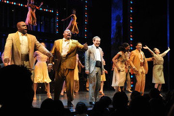 """Cass Morgan A Special Performance of """"Memphis"""" on Broadway for Inspire Change"""