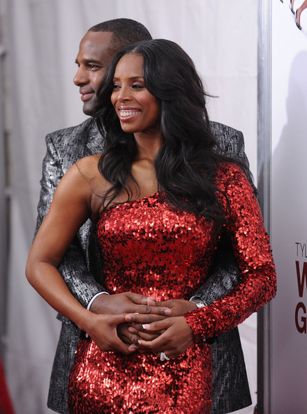 Tasha Smith Married