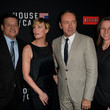 Kevin Spacey and Beau Willimon Photos