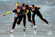 German Women Defend Speedskating Pursuit Title