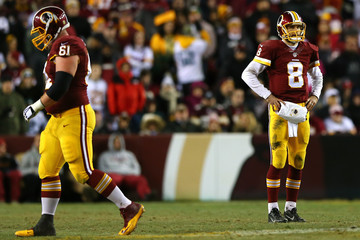 Spencer Long Wild Card Round - Green Bay Packers v Washington Redskins