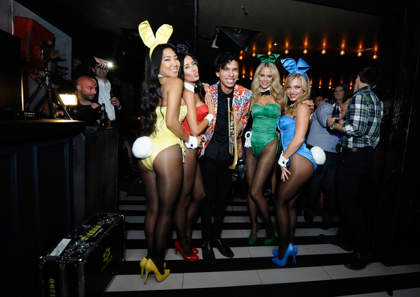 The Miller Fortune and Playboy Event
